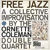 Ornette Coleman double Quartet - Free Jazz cover